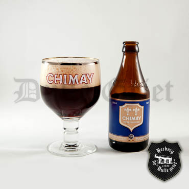 Chimay Blauw (TRAPPIST)