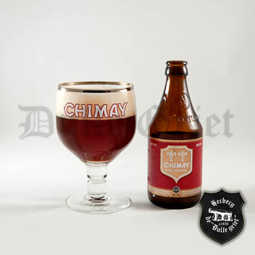 Chimay Rood (TRAPPIST)